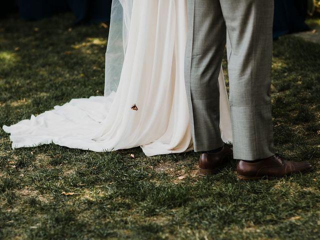 Derek and Cydnie's wedding in Cavan, Ontario 49