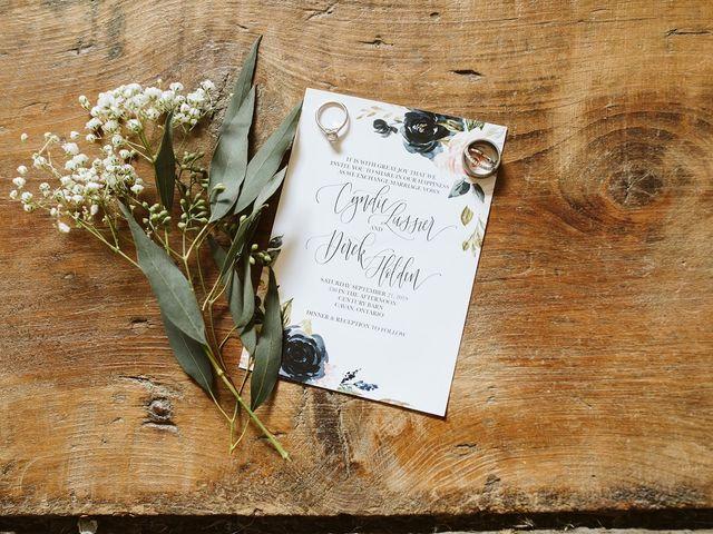 Derek and Cydnie's wedding in Cavan, Ontario 16