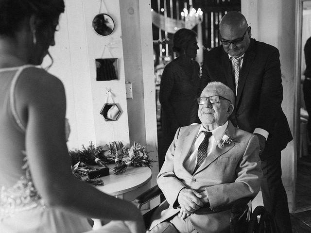 Derek and Cydnie's wedding in Cavan, Ontario 30