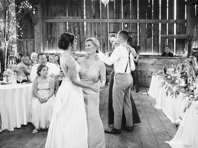 Derek and Cydnie's wedding in Cavan, Ontario 127