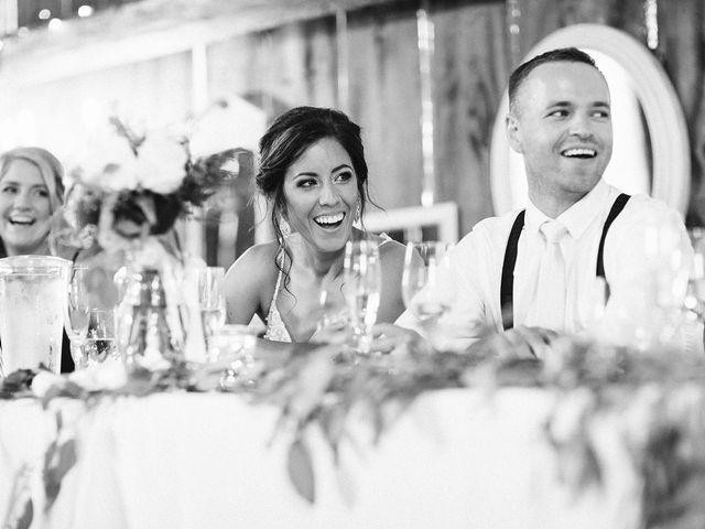 Derek and Cydnie's wedding in Cavan, Ontario 113