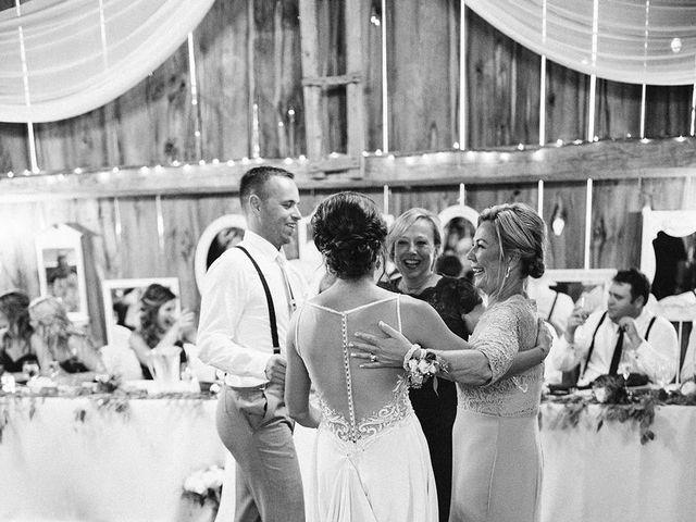 Derek and Cydnie's wedding in Cavan, Ontario 126
