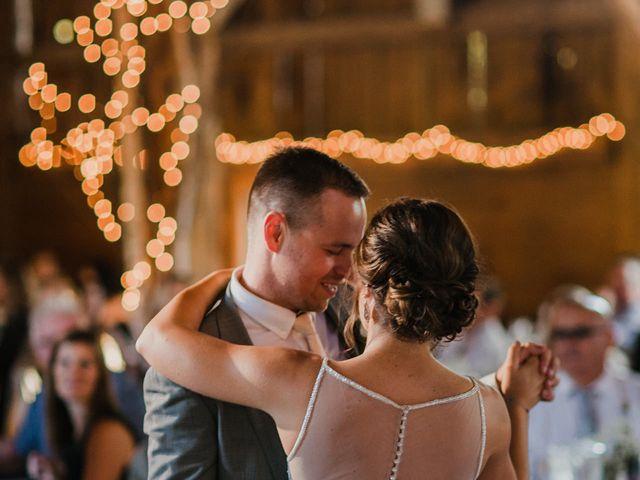 Derek and Cydnie's wedding in Cavan, Ontario 105