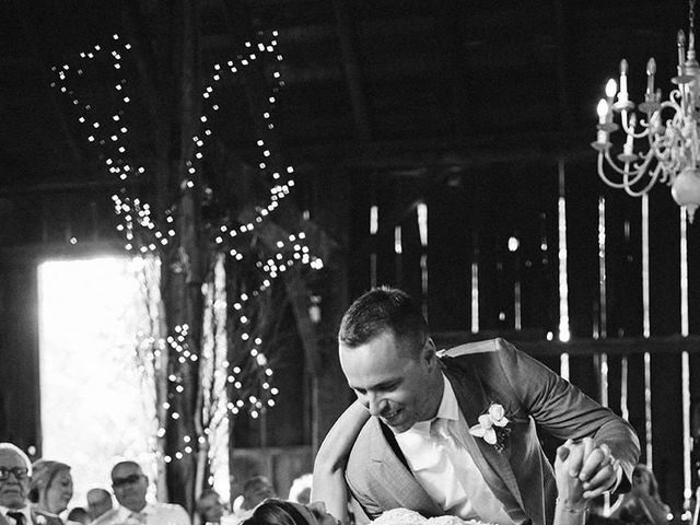 Derek and Cydnie's wedding in Cavan, Ontario 107