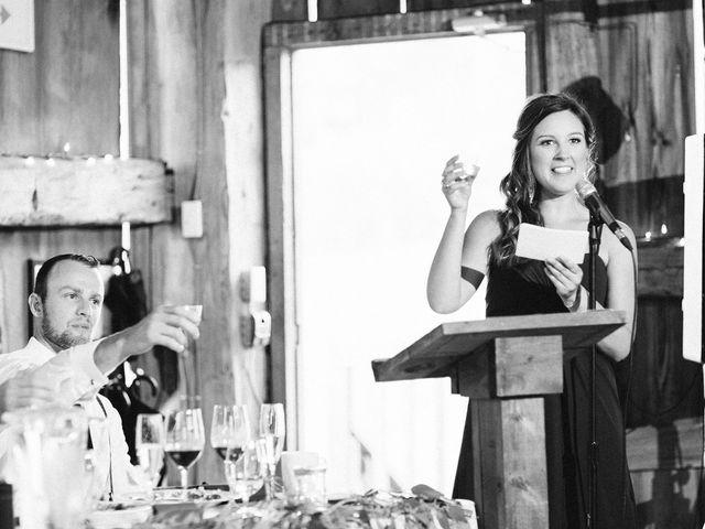 Derek and Cydnie's wedding in Cavan, Ontario 119