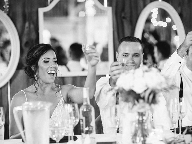 Derek and Cydnie's wedding in Cavan, Ontario 121