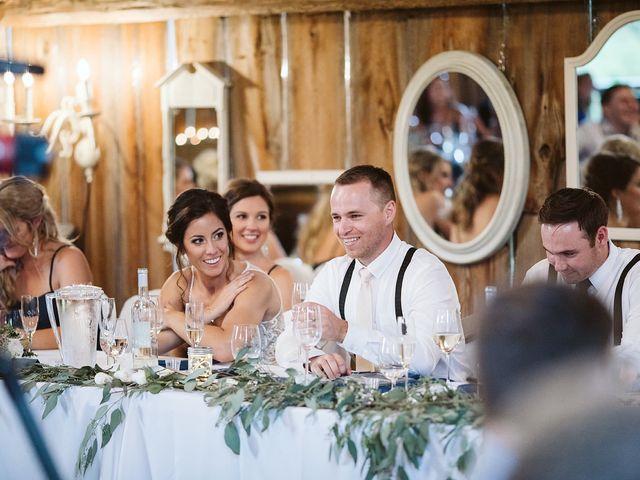 Derek and Cydnie's wedding in Cavan, Ontario 108