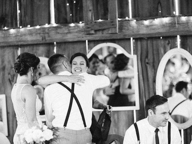 Derek and Cydnie's wedding in Cavan, Ontario 109