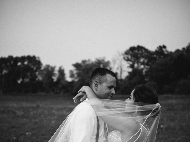 Derek and Cydnie's wedding in Cavan, Ontario 135