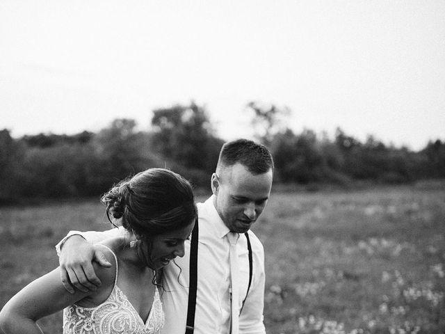 Derek and Cydnie's wedding in Cavan, Ontario 138