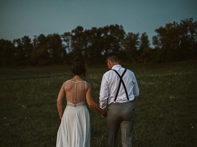 Derek and Cydnie's wedding in Cavan, Ontario 139