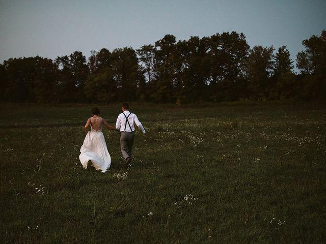 Derek and Cydnie's wedding in Cavan, Ontario 144