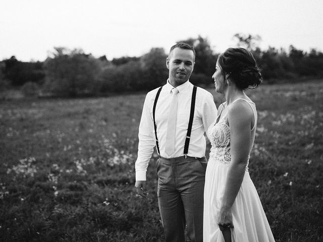 Derek and Cydnie's wedding in Cavan, Ontario 145