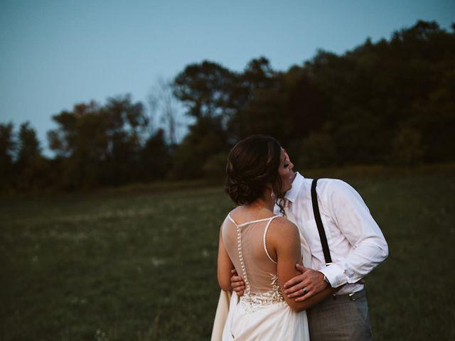 Derek and Cydnie's wedding in Cavan, Ontario 146