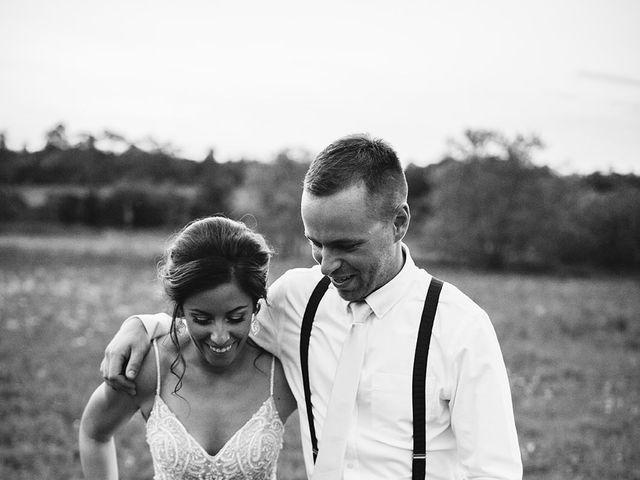 Derek and Cydnie's wedding in Cavan, Ontario 148