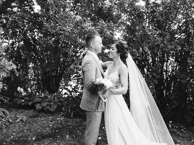 Derek and Cydnie's wedding in Cavan, Ontario 149