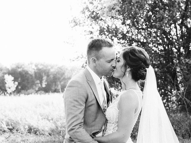 Derek and Cydnie's wedding in Cavan, Ontario 150