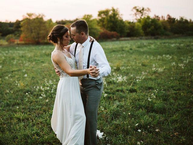 Derek and Cydnie's wedding in Cavan, Ontario 151