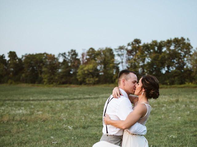 Derek and Cydnie's wedding in Cavan, Ontario 152
