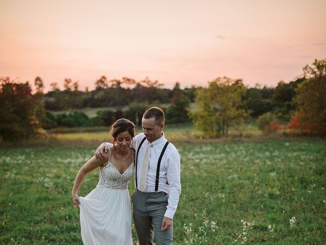 Derek and Cydnie's wedding in Cavan, Ontario 156