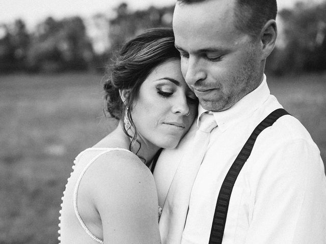 Derek and Cydnie's wedding in Cavan, Ontario 157