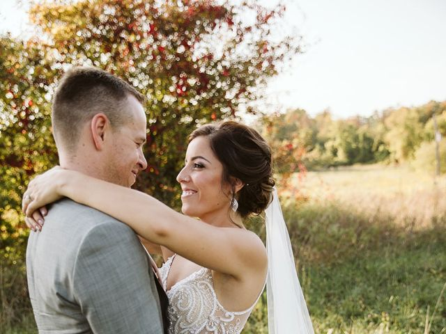 Derek and Cydnie's wedding in Cavan, Ontario 158