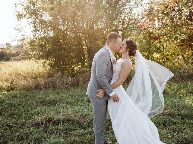 Derek and Cydnie's wedding in Cavan, Ontario 159