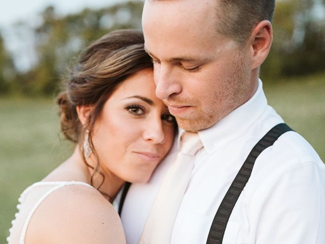 Derek and Cydnie's wedding in Cavan, Ontario 161