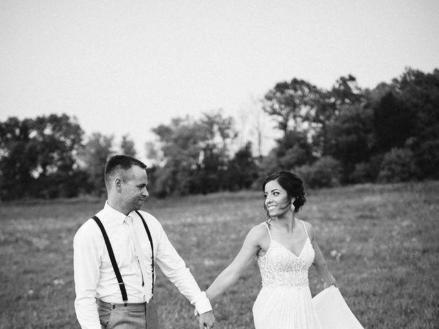 Derek and Cydnie's wedding in Cavan, Ontario 166