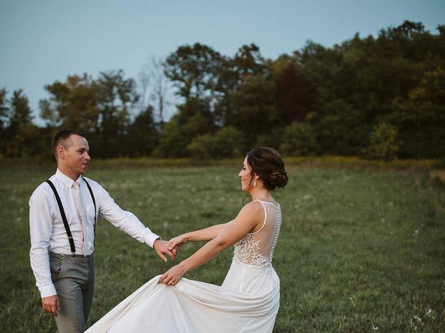 Derek and Cydnie's wedding in Cavan, Ontario 167
