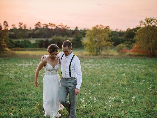 Derek and Cydnie's wedding in Cavan, Ontario 170