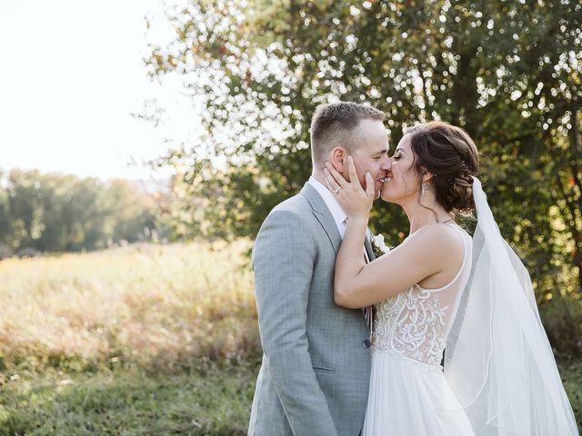 Derek and Cydnie's wedding in Cavan, Ontario 174