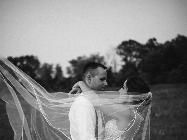 Derek and Cydnie's wedding in Cavan, Ontario 175