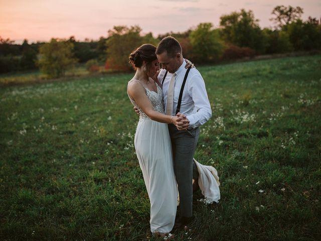 Derek and Cydnie's wedding in Cavan, Ontario 176