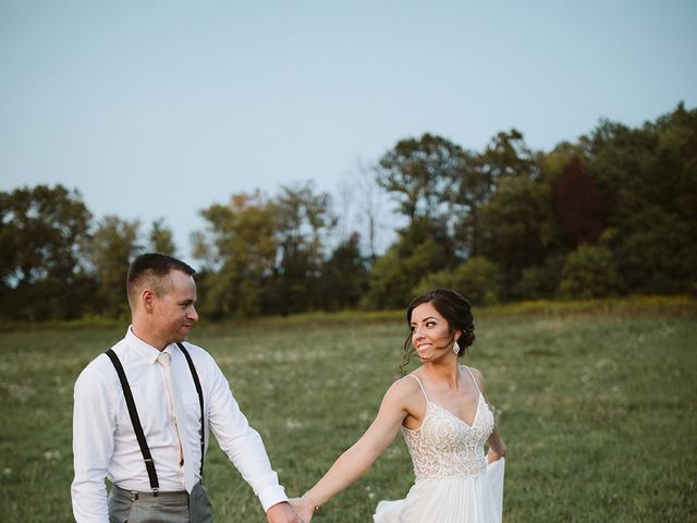 Derek and Cydnie's wedding in Cavan, Ontario 177