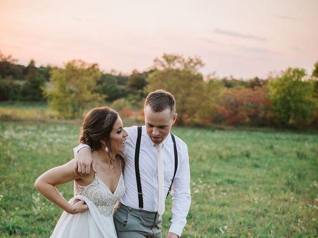 Derek and Cydnie's wedding in Cavan, Ontario 179