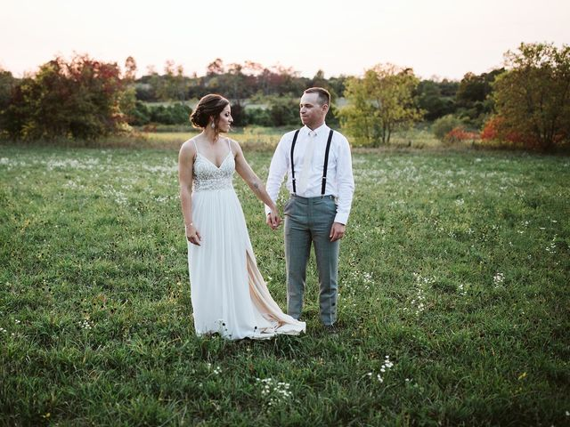 Derek and Cydnie's wedding in Cavan, Ontario 180