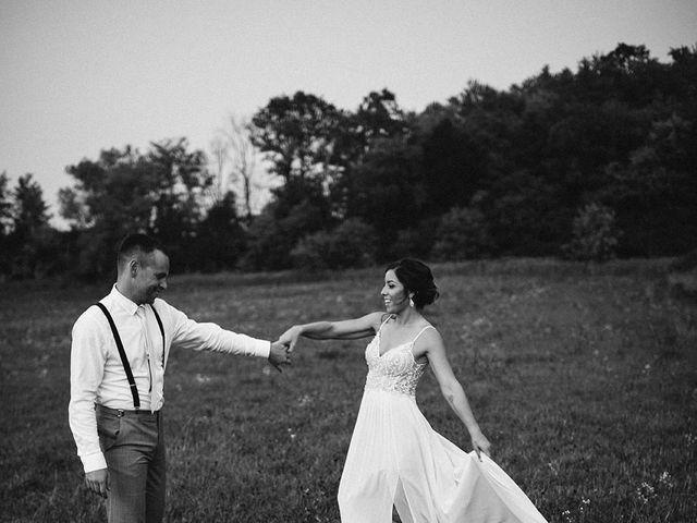 Derek and Cydnie's wedding in Cavan, Ontario 181