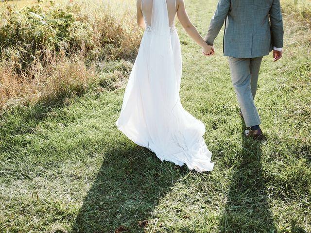 Derek and Cydnie's wedding in Cavan, Ontario 182
