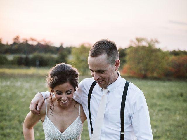 Derek and Cydnie's wedding in Cavan, Ontario 183