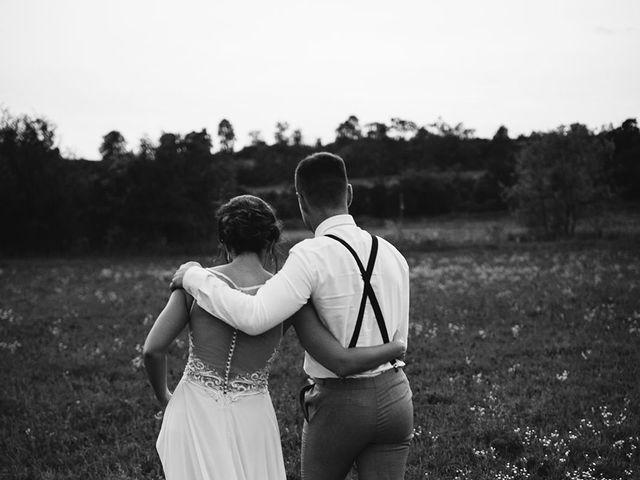Derek and Cydnie's wedding in Cavan, Ontario 184