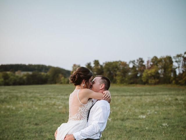 Derek and Cydnie's wedding in Cavan, Ontario 187