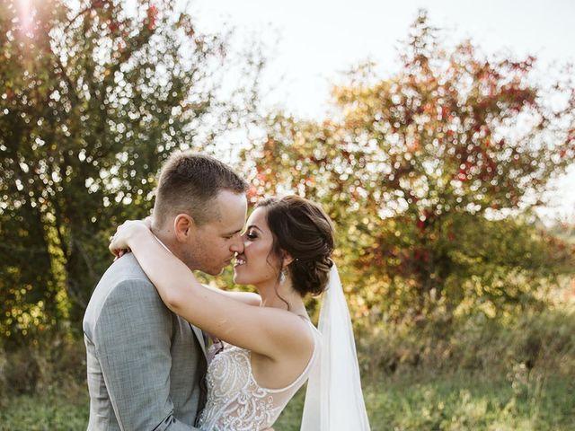 Derek and Cydnie's wedding in Cavan, Ontario 189