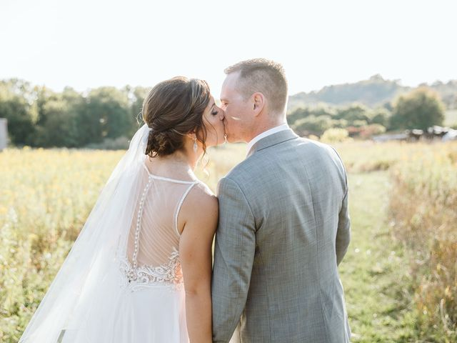 Derek and Cydnie's wedding in Cavan, Ontario 193