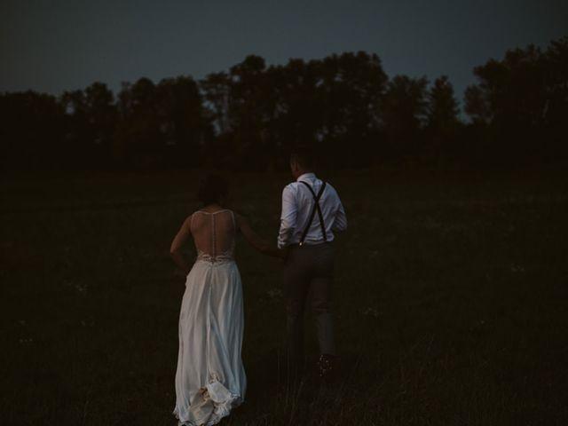 Derek and Cydnie's wedding in Cavan, Ontario 196