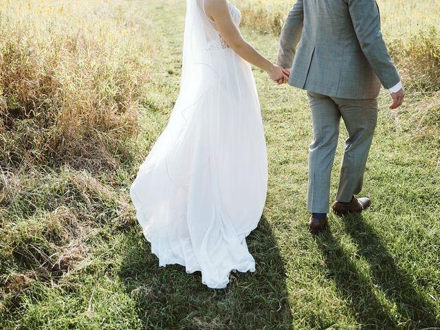 Derek and Cydnie's wedding in Cavan, Ontario 197