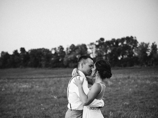 Derek and Cydnie's wedding in Cavan, Ontario 198