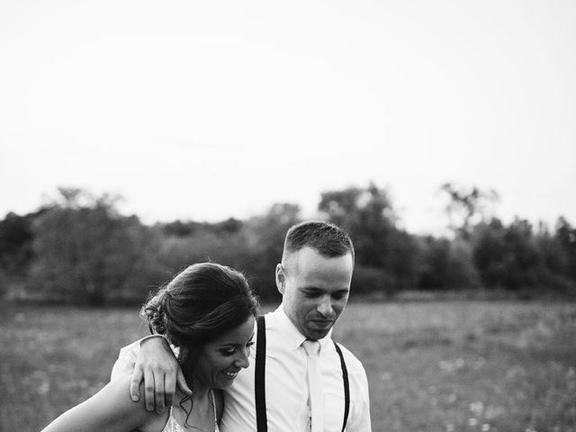 Derek and Cydnie's wedding in Cavan, Ontario 200