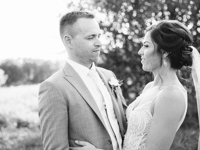 Derek and Cydnie's wedding in Cavan, Ontario 201