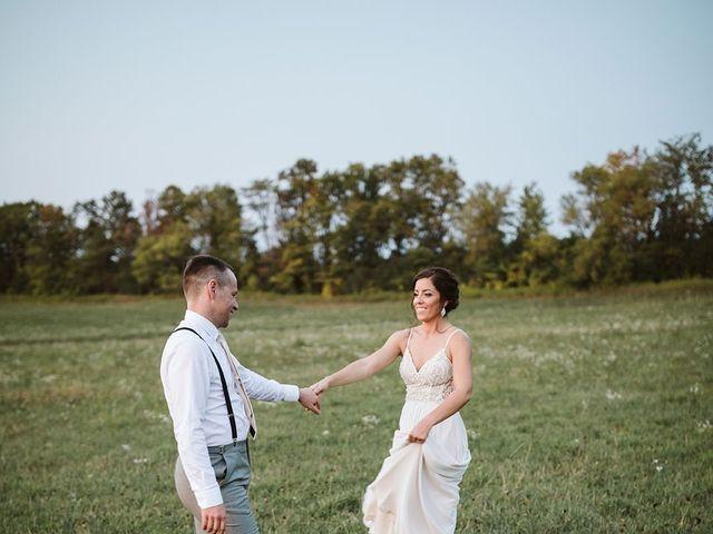 Derek and Cydnie's wedding in Cavan, Ontario 202